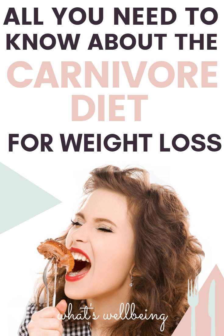 Can The Controversial Carnivore Diet Help You Lose Weight